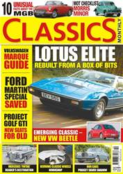 Classics Monthly issue October 2018