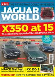 Jaguar World issue October 2018