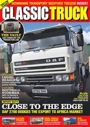 Classic Truck issue October 2018