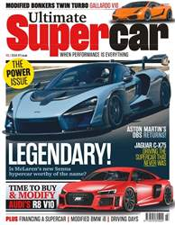 Ultimate Supercar issue Volume 1 Issue 3