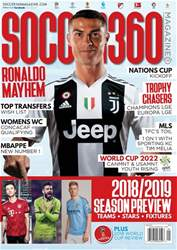 Soccer 360 issue Sep / Oct 2018