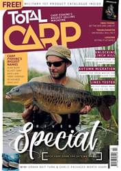 Total Carp Magazine Cover