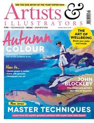 Artists & Illustrators issue October 2018