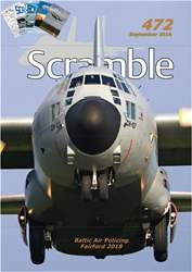 Scramble Magazine issue 472 - September 2018