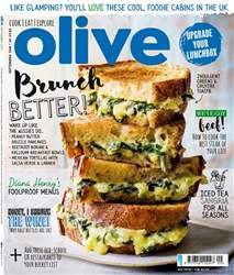 Olive Magazine issue September 2018