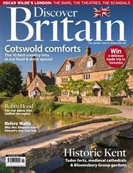 Discover Britain issue October/November 18