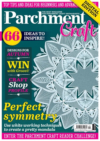 Parchment Craft issue October 2018