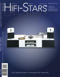 HiFi Stars Magazin issue HiFi-Stars 40