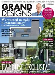 Grand Designs issue October 2018