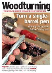 Woodturning issue October 2018