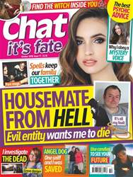 Chat Its Fate issue October 2018