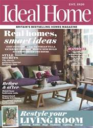 Ideal Home issue October 2018