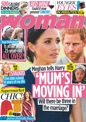 Woman magazine dating