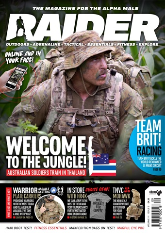 Raider issue Vol 11 iss 5
