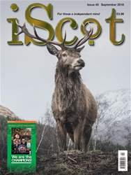 iScot Magazine issue September 2018