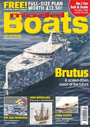 Model Boats issue Oct-18