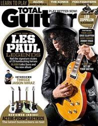 Total Guitar issue September 2018