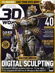 3D World issue November 2018