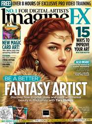 ImagineFX issue November 2018