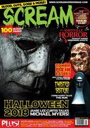 Scream Magazine issue Issue 50