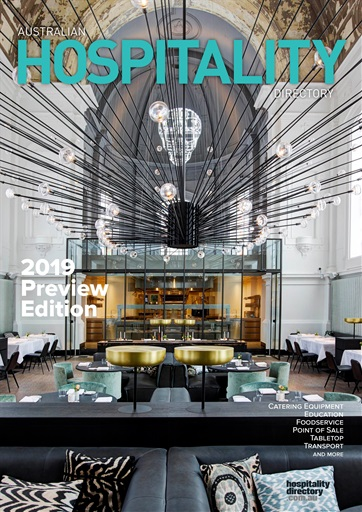 Australian Hospitality Directory Digital Issue