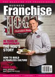 Business Franchise Australia&NZ issue Sep/Oct 2018