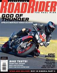 Australian Road Rider issue Issue#146 Sep 2018
