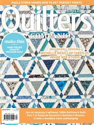 Quilters Companion issue Issue#93 - 2018