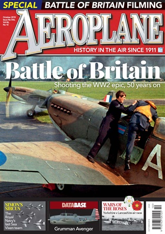 Aeroplane issue   October 2018