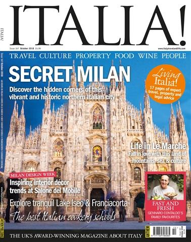 Italia! issue Oct-18