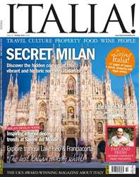 Italia! issue Oct-18