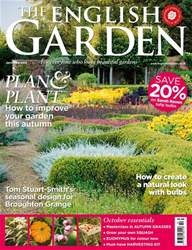 The English Garden issue October 2018