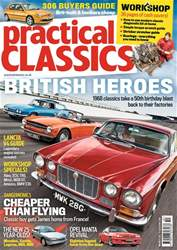Practical Classics issue October 2018