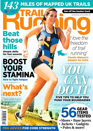 Trail Running Preview