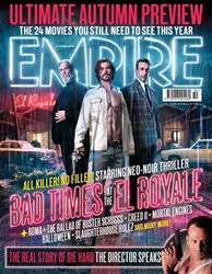 Empire issue October 2018