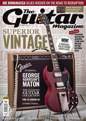 The Guitar Magazine issue Oct-18