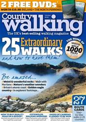 Country Walking issue October 2018