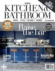 Utopia Kitchen & Bathroom issue October 2018