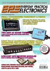 Everyday Practical Electronics issue Oct-18