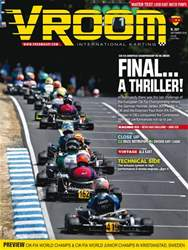 Vroom International issue n. 207 Sept 2018
