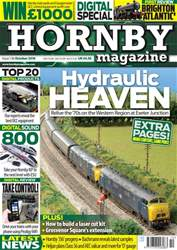 Hornby Magazine issue   October 2018