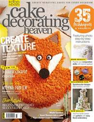 Cake Decorating Heaven issue Sep/Oct 18