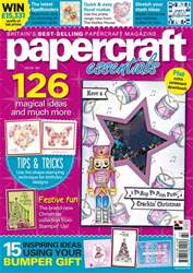 Papercraft Essentials issue Issue 164