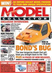 Model Collector issue Oct-18