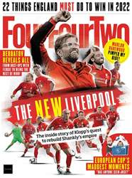 FourFourTwo issue October 2018