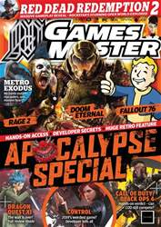 GamesMaster issue October 2018