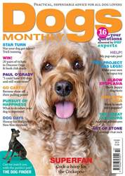 Dogs Monthly issue October 2018
