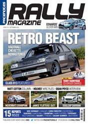 Pacenotes Rally magazine issue Issue 170 - Sept 2018