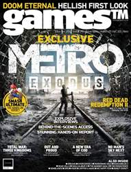 games (TM) issue Issue 204