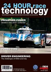 24 HOUR Race Technology issue 24 HOUR Race Technology